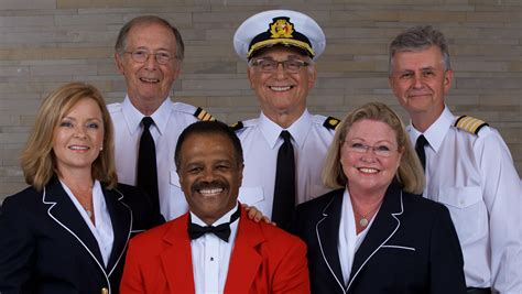 Love Boat Streaming by Love Boat Cast Sails Again Dishes On Kissing And More