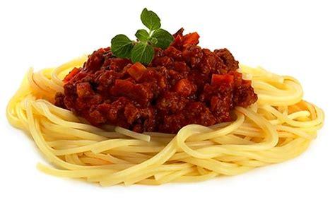 peut on manger des spaghettis bolognaise toute l 233 e rudy coia