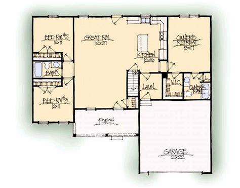 schumacher homes house plan detail