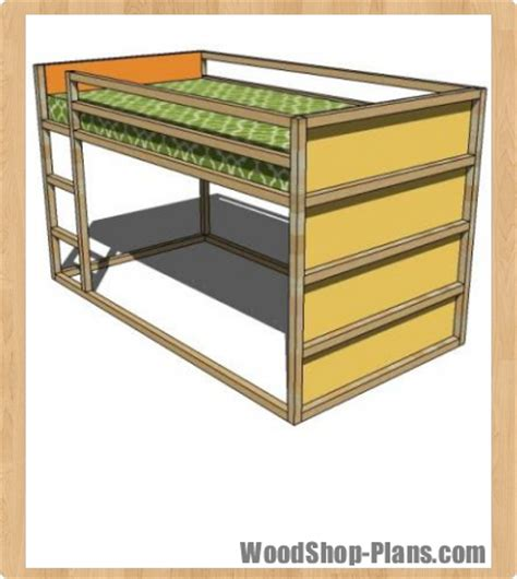 Loft Bed Woodworking Plans by Fort Loft Bed Woodworking Plans Woodshop Plans