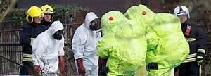 Russia, Britain Trade Barbs at Chemical Arms Watchdog ...
