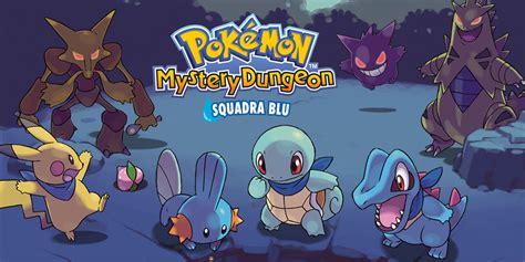 pok 233 mon mystery dungeon squadra nintendo ds giochi nintendo