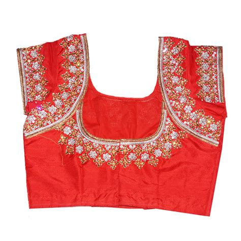 Boat Neck Readymade Blouses Online by Work Blouses Online Shopping Breeze Clothing
