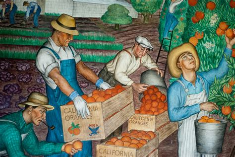 confused rec and park said diego rivera painted coit tower murals murals