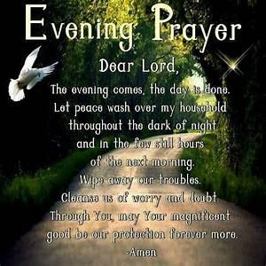 The 25+ best ideas about Evening Prayer on Pinterest ...