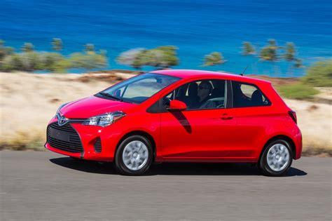2016 Toyota Yaris Review, Ratings, Specs, Prices, And