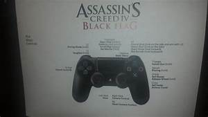 Assassin's Creed IV: Black Flag PlayStation 4 Controller ...