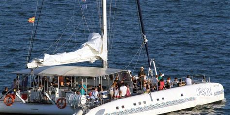 Catamaran Sailing Experience by Barcelona Catamaran Sailing Experience Barcelona Discovery
