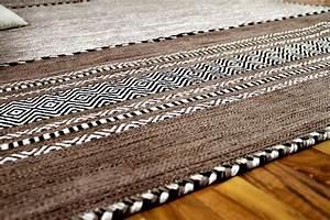 Gabbeh Teppich Ikea : natur teppich kelim navarro beige braun teppiche nepal gabbeh und kelim teppiche kelim teppiche ~ Markanthonyermac.com Haus und Dekorationen