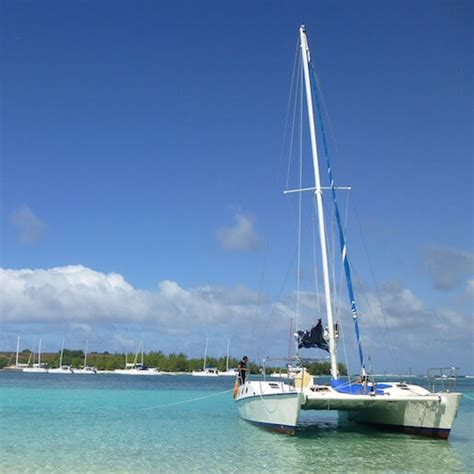 Catamaran Grand Baie Ile Maurice by Croisi 232 Res En Catamaran Villanovo