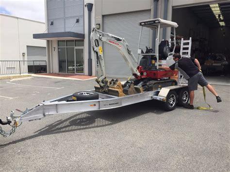Boats Online Wa Perth goldstar excavator trailer for sale boat accessories