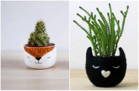 pot de fleurs animal et jardini 232 re en forme d animal en c 233 ramique