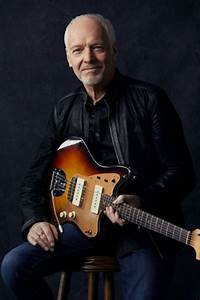 Classic Rocker Peter Frampton Discusses the Challenges of ...