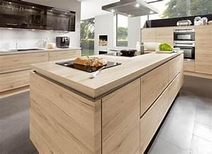 Arbeitsplatte Eiche Massiv Ikea : moderne einbauk che norina 2371 eiche san remo k chenquelle ~ Markanthonyermac.com Haus und Dekorationen