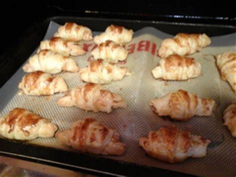mini croissants au jambon et fromage recette iterroir