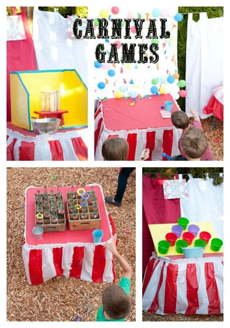 1000+ Ideas About Homemade Carnival Games On Pinterest
