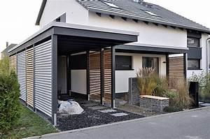 Carport Im Vorgarten : vordach hauseingang holz bilder ~ Markanthonyermac.com Haus und Dekorationen