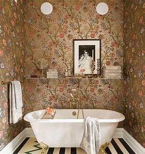 Fliesen Tapete Für Bad : die beste farbe f r badezimmer aussuchen 50 beispiele ~ Markanthonyermac.com Haus und Dekorationen