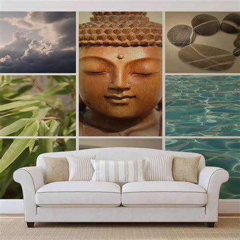 zen calming wall paper mural buy at europosters