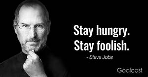 Top 12 Most Inspiring Steve Jobs Quotes | Goalcast