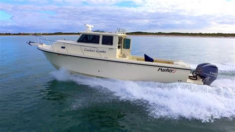 Parker Boats In Florida by 2016 Used Parker 3420 Xld Saltwater Fishing Boat For Sale
