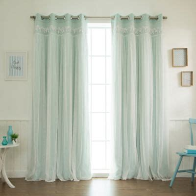 green sheer grommet curtains curtain menzilperde net