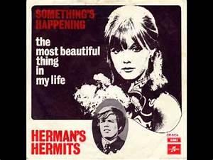 Herman's Hermits - Something's Happening - YouTube