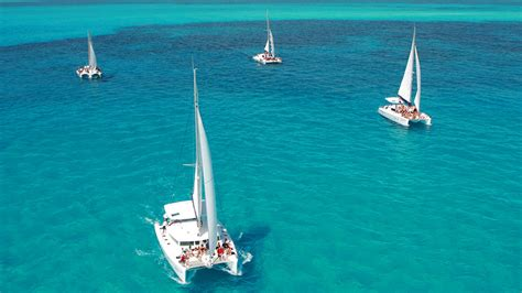 Isla Mujeres Catamaran Sailing Tour by Catamaran Excursions Archives 187 All Mexico 365
