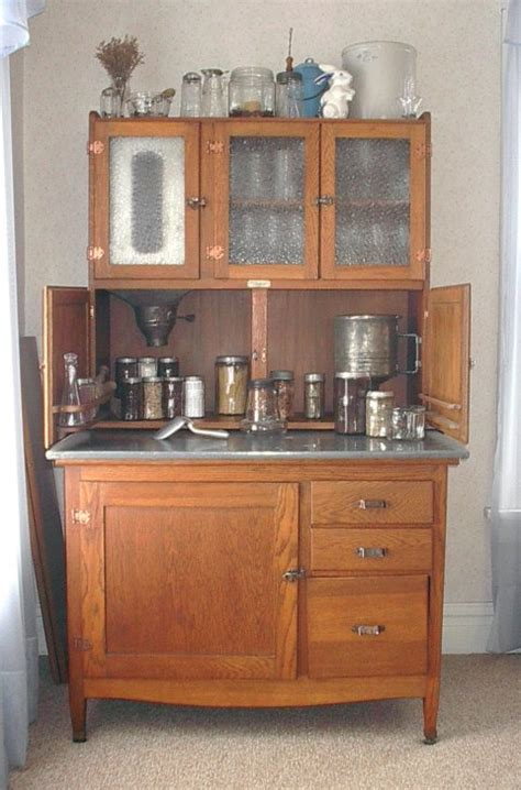 antiques 4 on hoosier cabinet sink and vintage kitchen