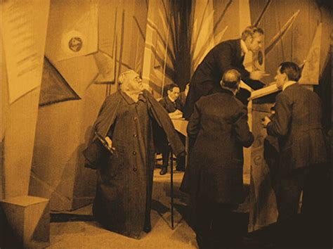 100 the cabinet of dr caligari analysis the