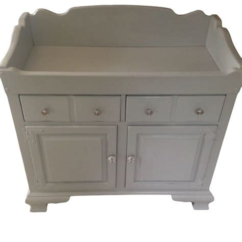 this vintage ethan allen sink would make a great