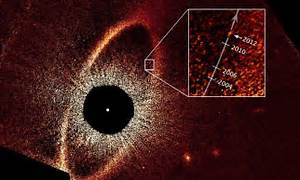 Incredible animation reveals exoplanets orbiting a star ...