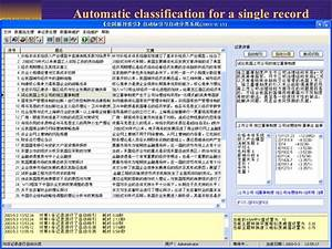 Construction of knowledge base for automatic indexing and ...