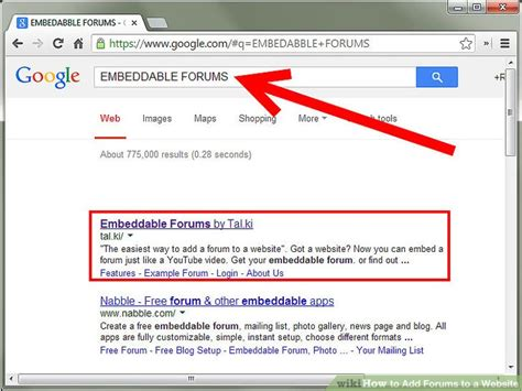 How To Add Forums To A Website 6 Steps (with Pictures