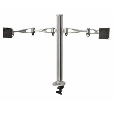 dual monitor mount monitor stand desk mount lcd mount