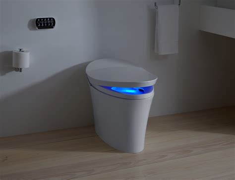 kohler s intelligent toilet might make you brag about your bathroom homebuilding