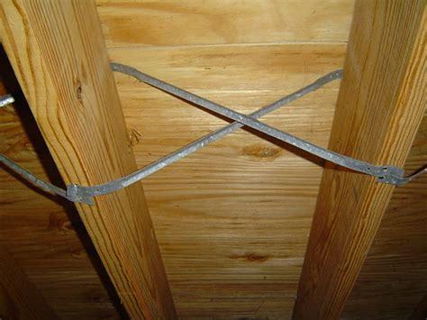 cross bracing floor joists