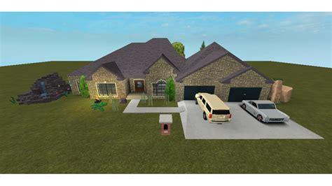 Roblox Home : Suburban House