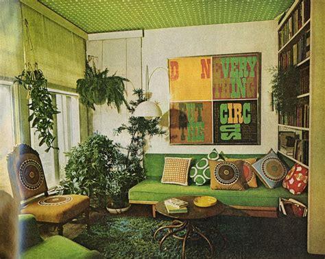 70's Home Interior Design :