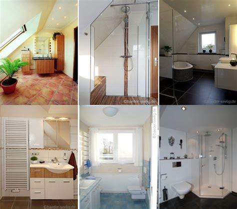 Viele Bad Ideen Für Ihr Dachgeschoss Badezimmer Zeigt