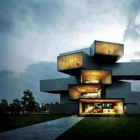 amazing minimalist house exterior design ideas for 2013