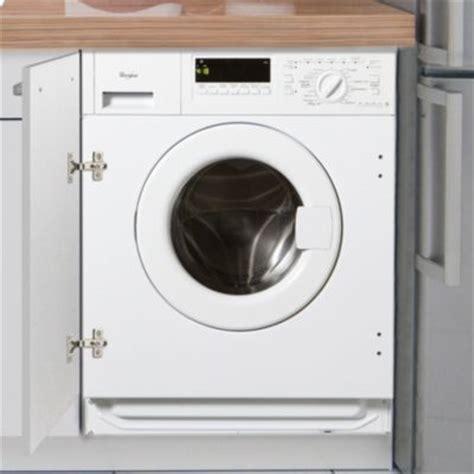 whirlpool awo d 070 lave linge encastrable boulanger