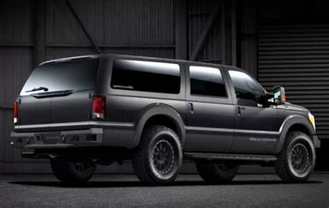 2020 Ford Excursion Concept Future Cars  Ford Redesignscom