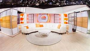NBC's Today Show Unveils New-Look Studio | TVNewser