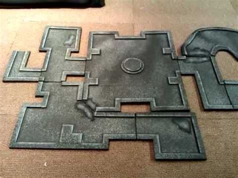 100 3d dungeon tiles printable made with my
