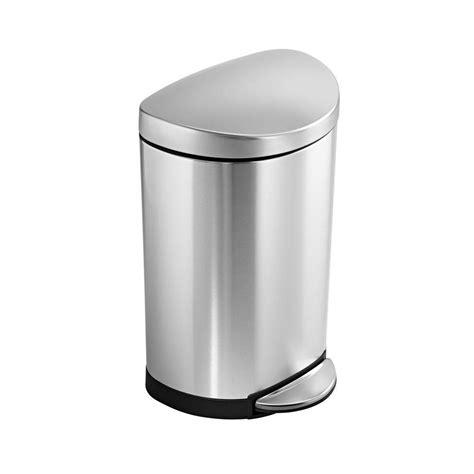bathroom fresh stainless steel bathroom trash can