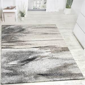 Türkische Teppiche Modern : teppich meliert modern webteppich wohnzimmerteppich hochwertig in grau beige wohn und ~ Markanthonyermac.com Haus und Dekorationen