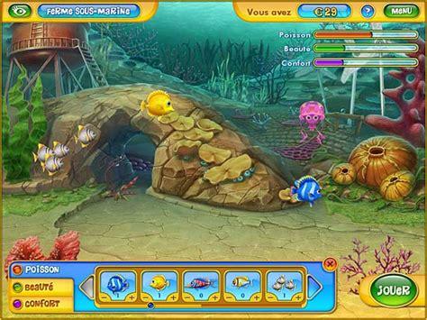 jouer 224 fishdom 2 en ligne jeux en ligne sur big fish