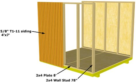 storage sheds plans 8x8 plans for garden shed with porch cost to build shed 16x20