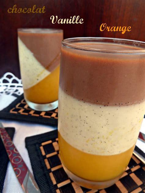cr 232 me dessert orange vanille chocolat le de recette de ratiba g 226 teaux alg 233 riens
